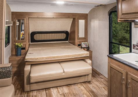 Rv Murphy Bed Inspiration Rv Murphy Bed Idea Build Your Own Doityourselfrv Rv Design Inspiration