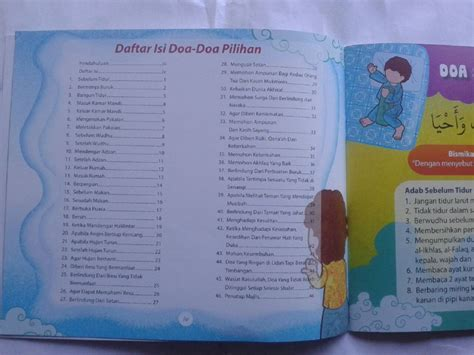 Buku Juz Amma Untuk Anak Edisi Eksklusif Luks buku anak doa doa pilihan dan adab