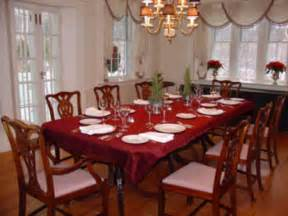Large formal dining room table formal dining room table setting