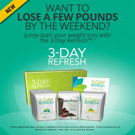 3 Day Detox To Jumpstart Weight Loss by 3 Day Refresh Fit With