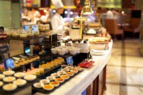 Lunch Buffet Ritz Carlton Guangzhou 柿の種中毒治療日記 Ritz Carlton Lunch Buffet