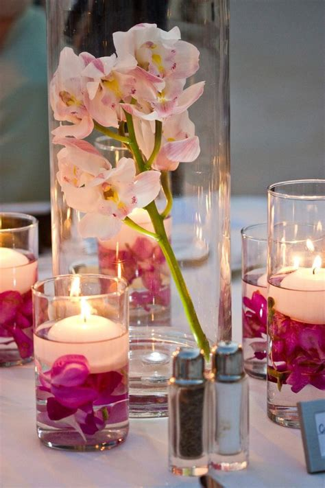 wedding table centerpieces with candles and flowers 2016 frozen flower centerpiece fashion