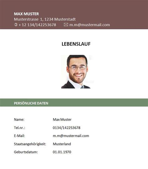 Lebenslauf Muster Call Center Lebenslauf Vorlage Call Center Bzw Call Center Agentin