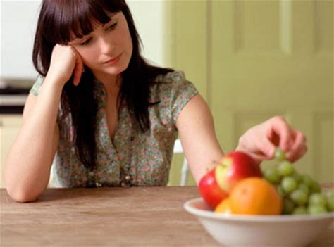 loss of appetite after c section physical symptoms of anxiety and stress