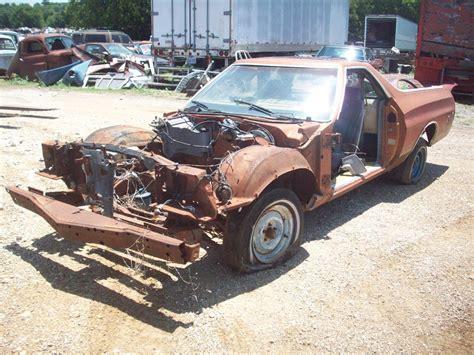 ford ranchero parts 1974 ford ranchero 500 parts car 2