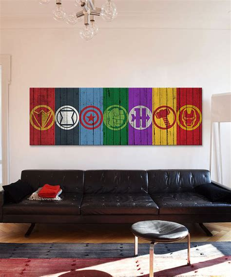 avengers home decor 10 best marvel avengers wall decor ideas decorazilla