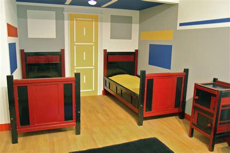 Study Room For Kids De Stijl On Art And Aesthetics
