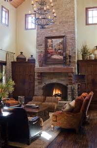 room tx hill country style traditional living room