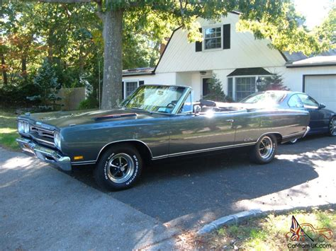 1969 plymouth gtx convertible for sale 1969 plymouth gtx convertible 426 hemi 2nd owner 5 000
