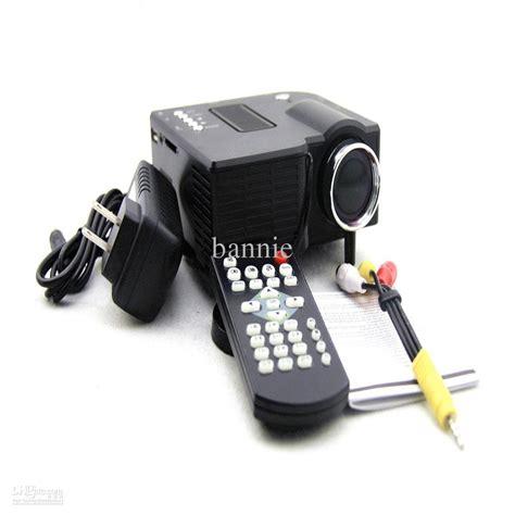 Hdmi Mini Proyektor Portable Unic Uc28 400 Lumens Portable Projector black uc28 pro hdmi portable mini led projector home