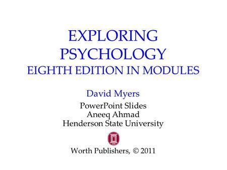 free test bank for exploring psychology 8th edition social psychology chapter ppt