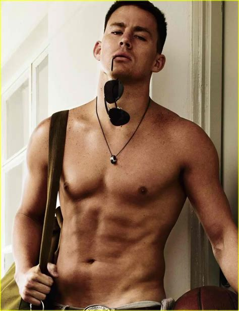 Channing Tatum Eye Candy   Read in 2 this's Blog
