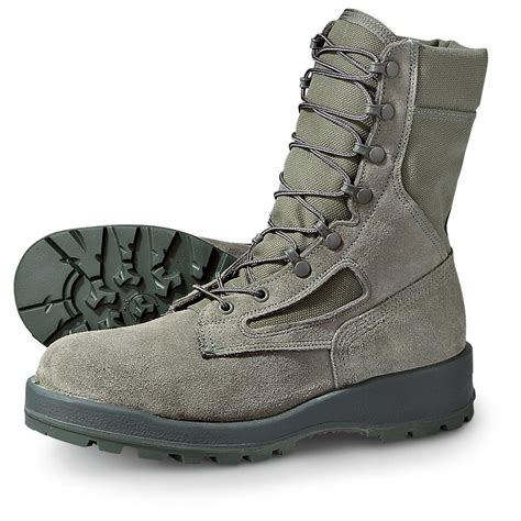 af boot s wellco 174 air temperate weather tex