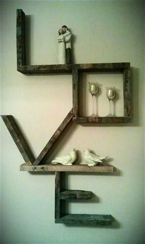 Wall Headboard 20 recycled pallet wall art ideas for enhancing your interior