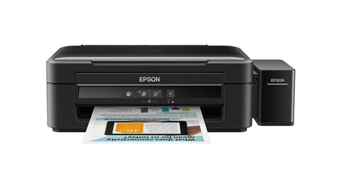 Printer Epson All In One Terbaru epson l360 all in one ink tank printer harvey norman malaysia