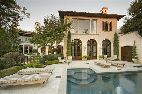 mediterranean home in the memorial park section of houston mediterranean style houses photos