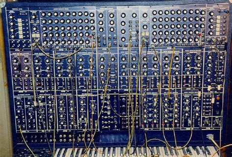 synthmuseum ppg modular synthesizer 300