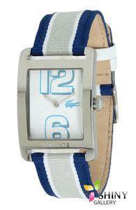 Lacoste 2000652 Andorra Silver Leather lacoste montreal 2010612 reloj 211 gico acero para hombre