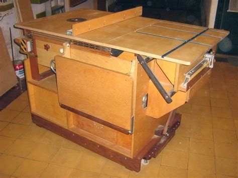 wooden table saw plans pdf woodworking