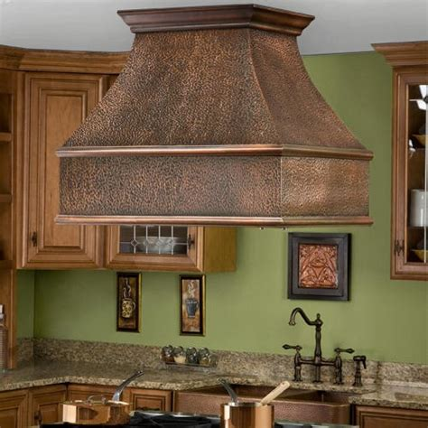 island hoods kitchen 36 quot tuscan series copper island range kitchen