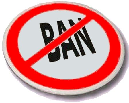 To Ban Or Not To Ban indian govt to ban the word ban after continued outrage