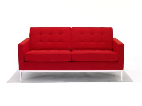 two seater couch buy the knoll florence knoll two seater sofa at nest co uk