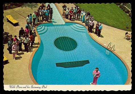 guitar shaped swimming pool vol 34 the drunk in the shiny suit webb pierce s there