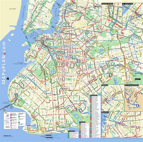 map to new york city maps update 30001102 tourist map of new york city map