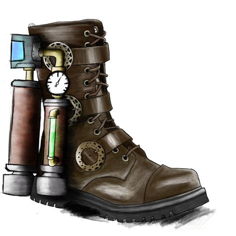 rocket boots rocket boot finished by sxnolan on deviantart