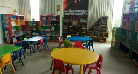 tata ruang kelas 4 sd 42 perpustakaan mini dan 1 perpustakaan terpadu wajibkan