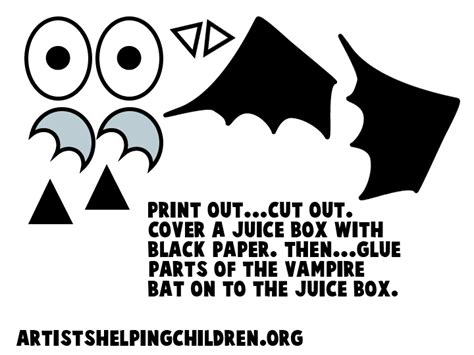 how to get a bat out of the house how to make a juice box vire bat kids crafts activities kids crafts activities