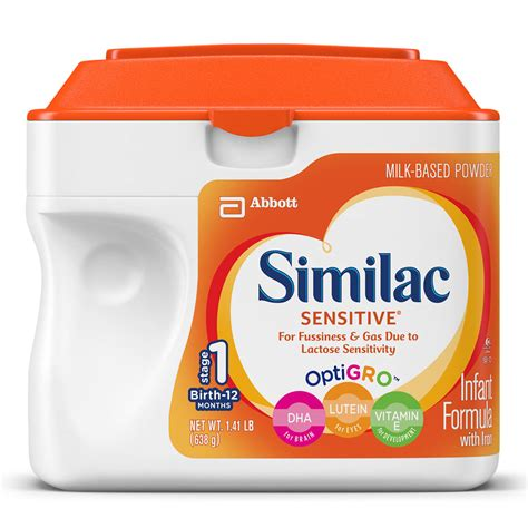 ingredients in similac total comfort similac alimentum infant formula with iron 12 1 oz
