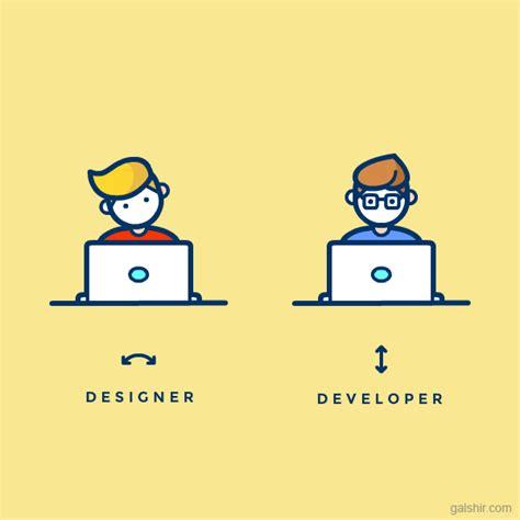 layout artist vs graphic designer animation of the day designer vs developer common