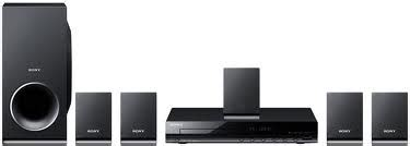sony dav tz140 5 1 home theater system with dvd player