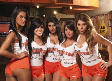 tired  hooters girls  pics picture  izismilecom