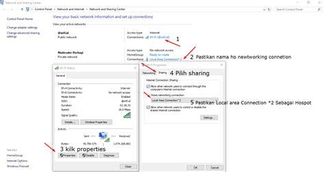 cara membuat wifi hotspot dengan cmd cara sharing hotspot wifi tanpa software dengan cmd
