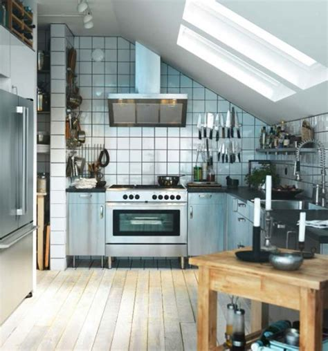 inspiration kitchen decor from ikea furniture