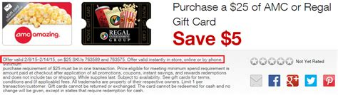 Amc Gift Card Promo Code - new amex offer safeway deal and staples paper and gift card easy rebates