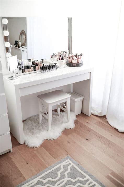 moderne schlafzimmer vanity tisch 883 best makeup organization vanity images on