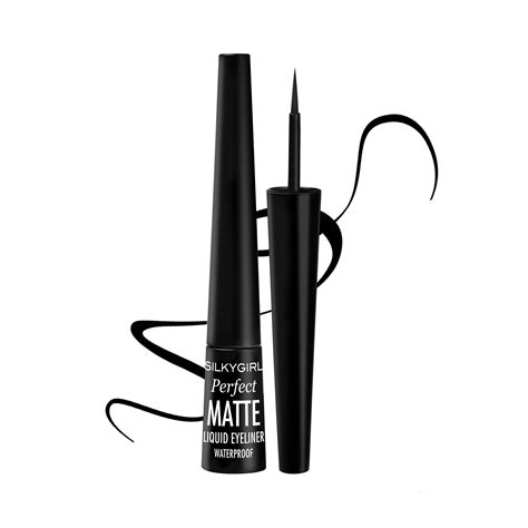 Silkygirl Matte Liquid Eyeliner welcome to the official website of silkygirl
