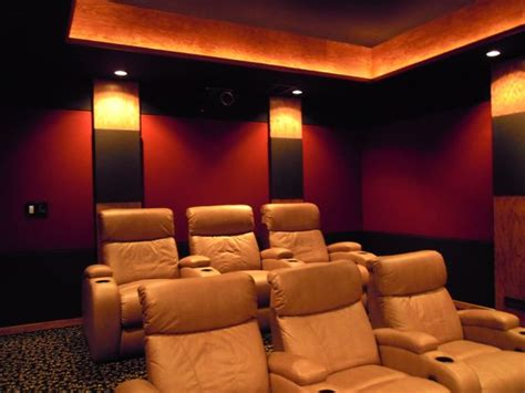 home theater design forum show me your fabric walls avs forum home theater