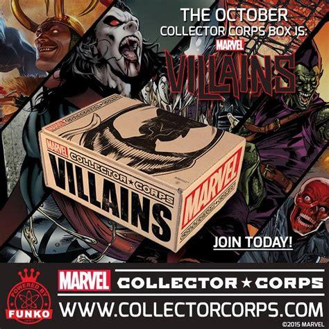 Marvel Collector Corps Showdowns Daredevil Series marvel collector corps october theme is popvinyls