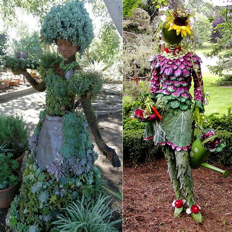 Artful Gardens by 22 And Creative Garden Statues And Ornaments