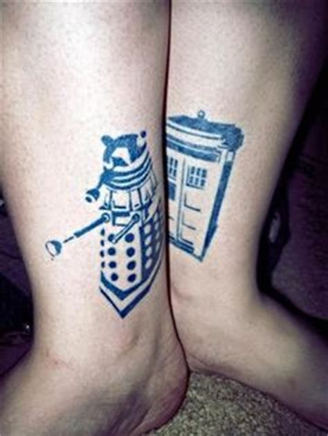 doctor who couple tattoos doctor who tattoos on doctor who tattoos