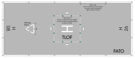 Lighting Controller by Conceptual Design Of Heliports Dewitec Gmbh Airport