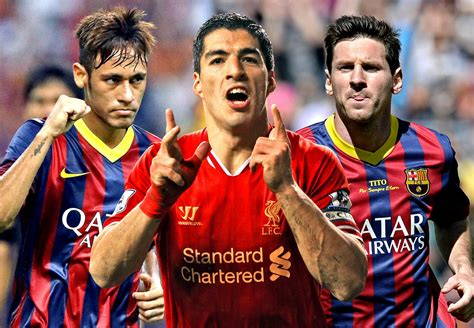 wallpaper trio barcelona luis enrique is excited to see messi neymar and suarez in