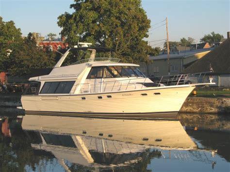 1998 bayliner 4788 motor yacht power boat for sale www - Boat Loans Buffalo Ny