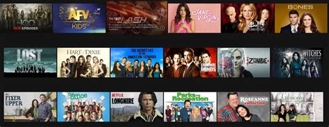 Tv Shows On Netflix
