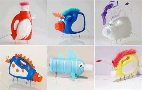 cara membuat mainan lucu dari barang bekas kerajinan tangan dari barang bekas yang mudah dibuat