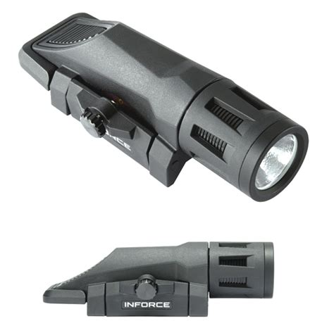 ar 15 tac light inforce wml white led flashlight gg g tactical accessories